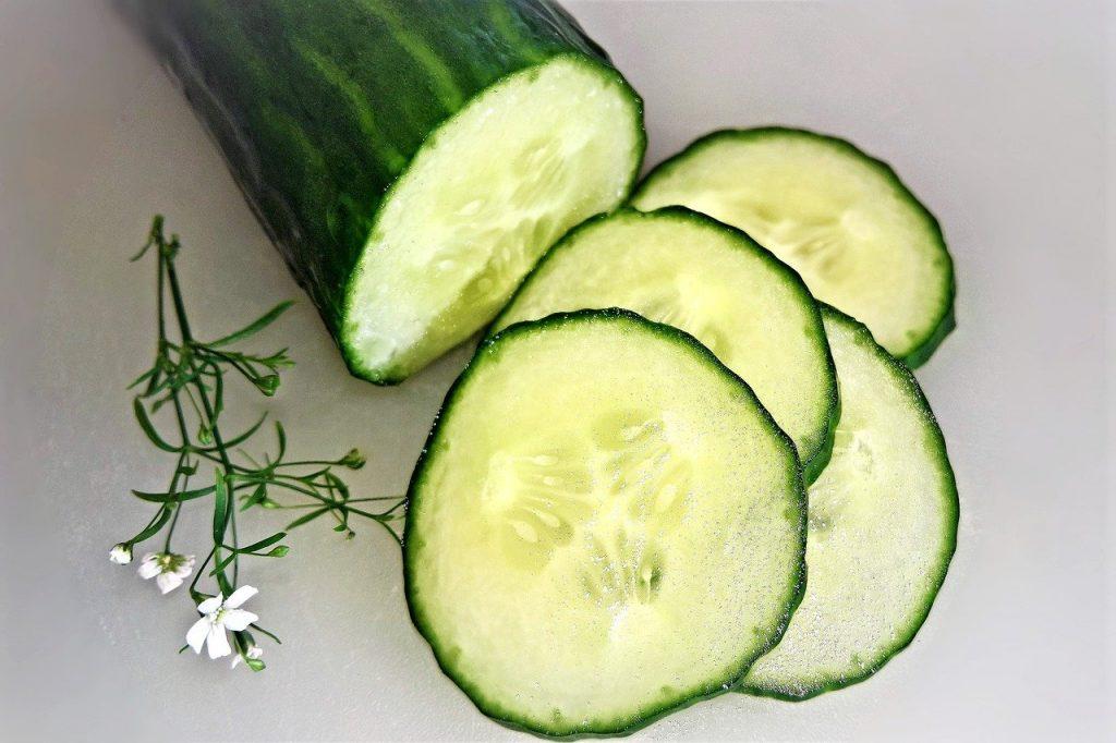 Le concombre : Un aliment pour maigrir