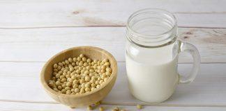 Le lait de soja pour maigrir