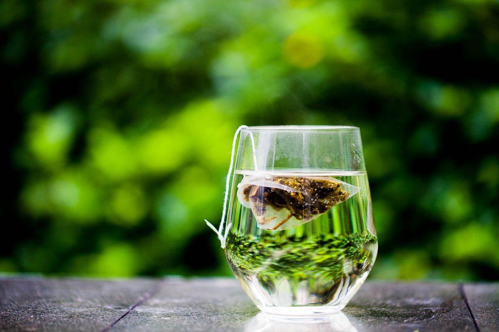 Le thé Vert pour affiner sa silhouette